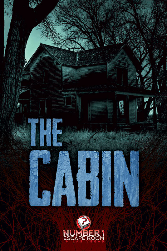 number one escape room game the cabin